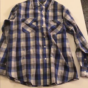 Beverly Hills Polo Club button up shirt.